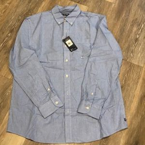 NEW - Chaps Button Down Shirt - Size L